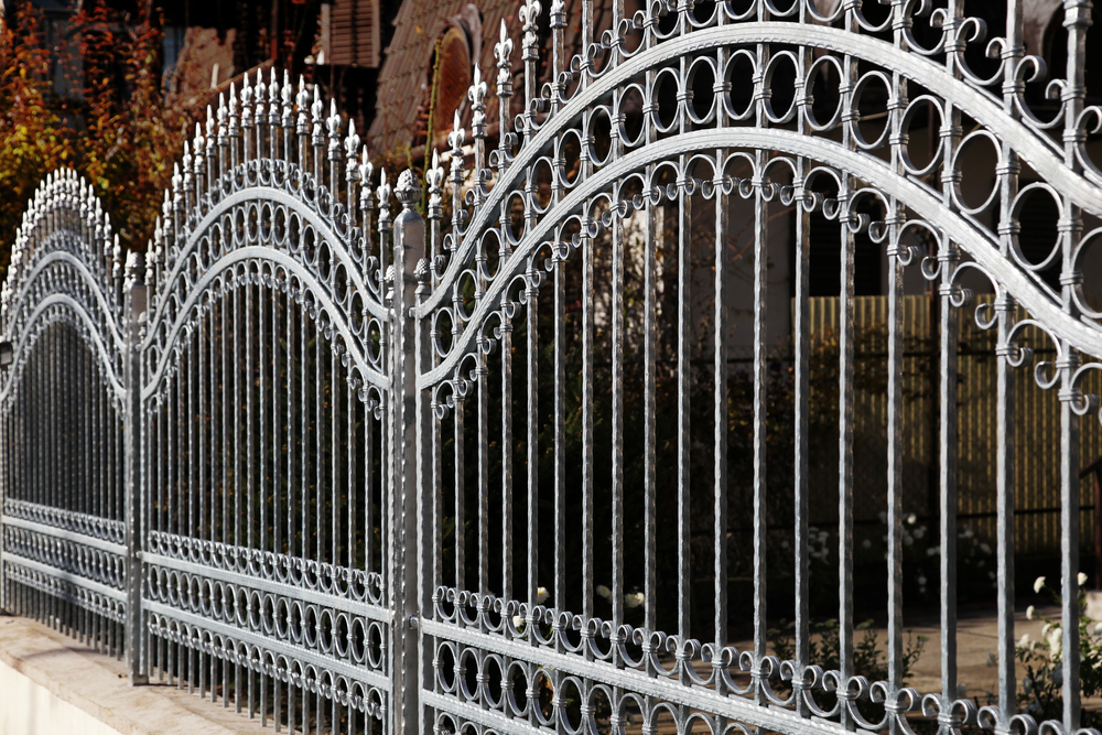 New bedford Iron Fence